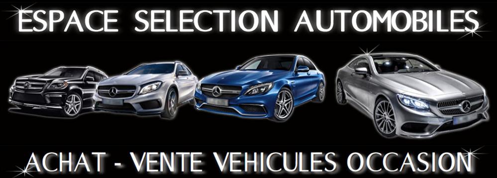 Logo Espace Selection Automobiles