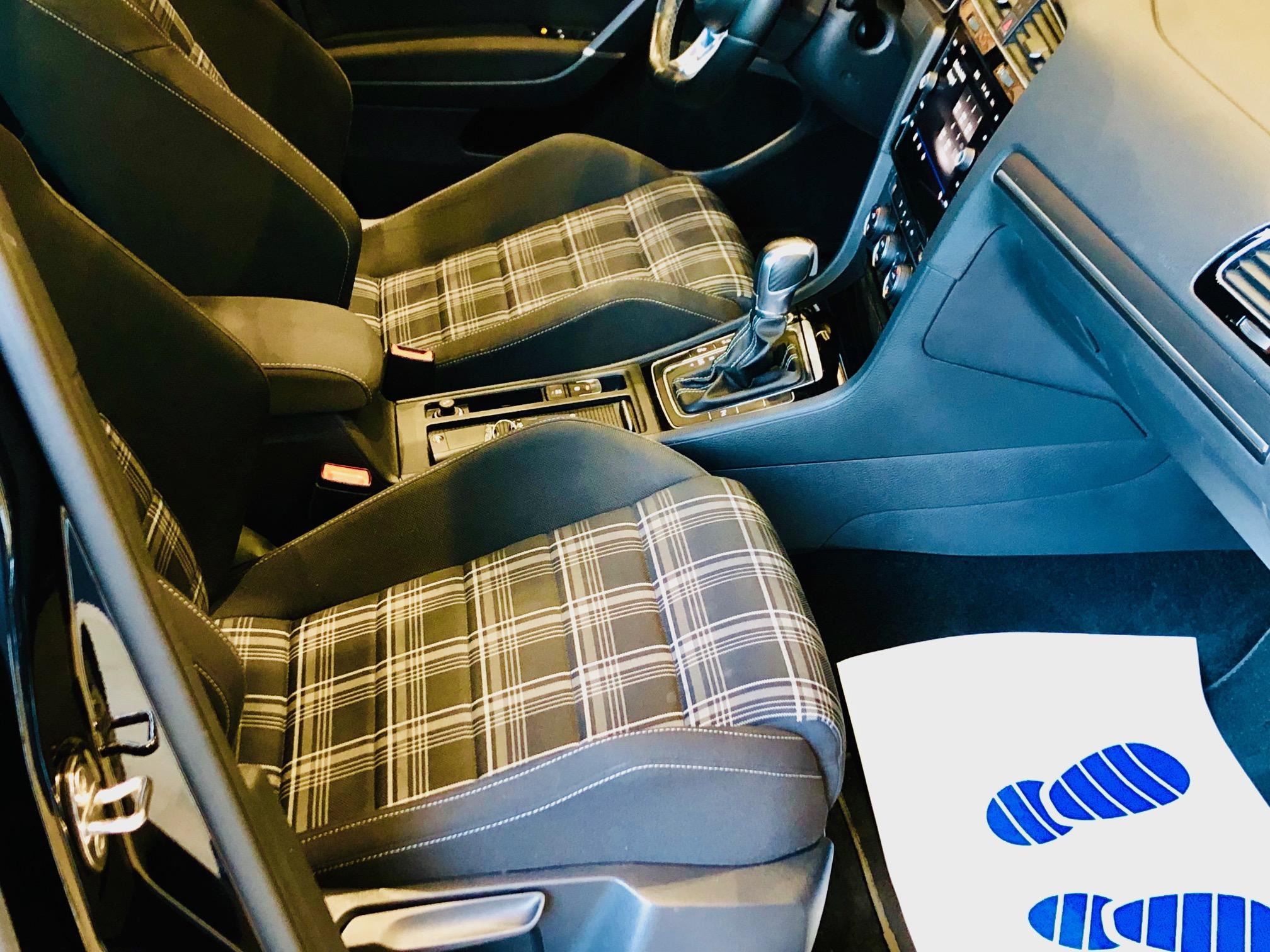 Occasion Volkswagen Golf 7 GTD 2.0 184cv Face Avant Gauche