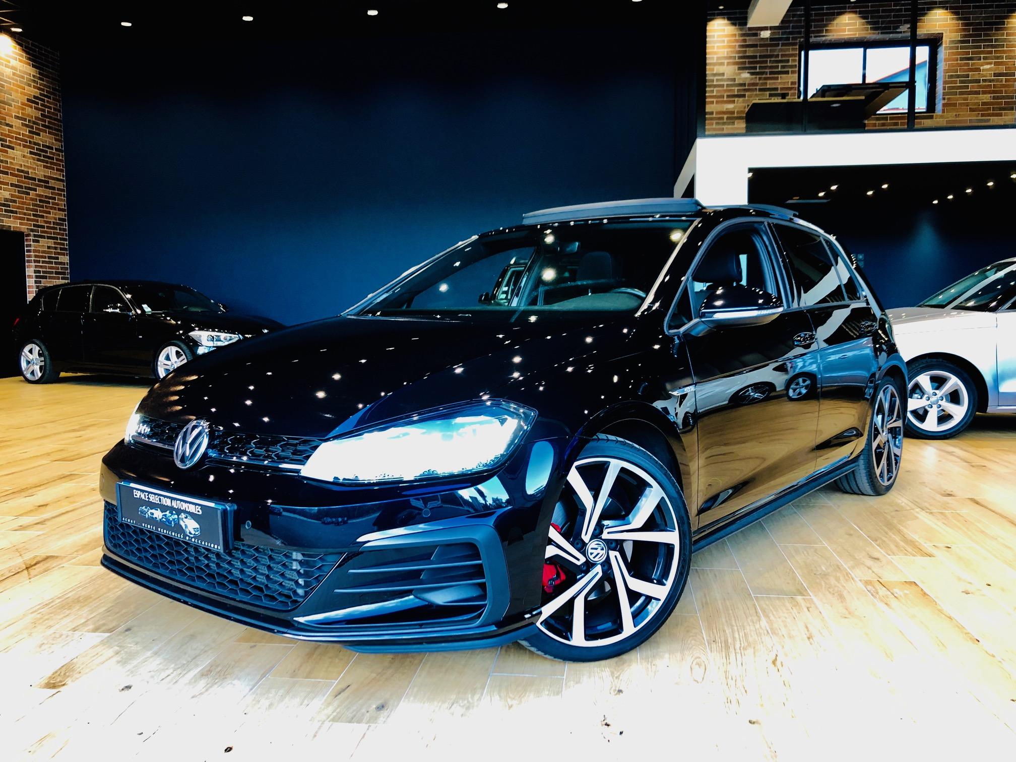 Occasion Volkswagen Golf 7 GTD 2.0 184cv Face Avant Droite
