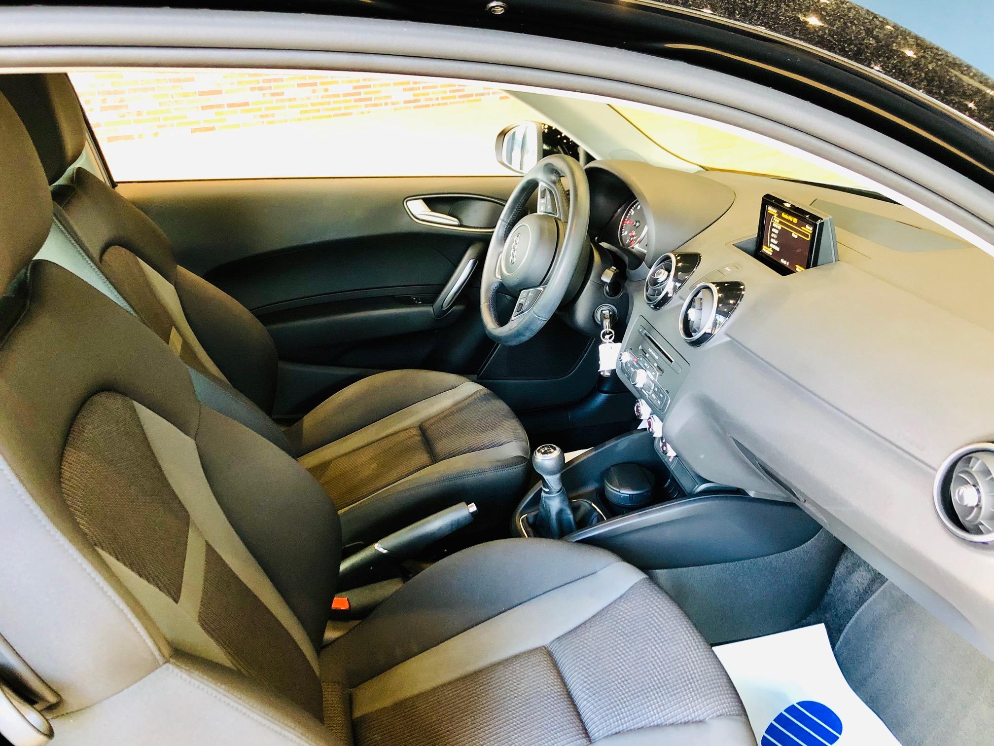Occasion Audi A1 1.0 Tfsi 95cv Ultra Face Avant Gauche